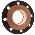"2-1/2"" Propress XL-C Copper Adapter Flange, Zero Lead (Flange x P)"