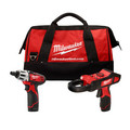 M12 Cordless Clamp Meter & Screwdriver Combo Kit
