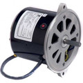 "5.6"" Split Phase & Capacitor Start Oil Burner Motor (115V, 1/4 HP, 3450 RPM)"