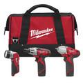 M12 Cordless 3-Tool Combo Kit