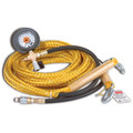 "30' Hose w/ Poly Lift Line & Gauge, Dump Valve (3/8"" Internal Diameter)"