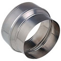 """10"""" (Crimped) to 6"""" Stainless Steel Reducer"""