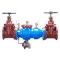 "3"" Reduced Pressure Principle Assembly with NRS Shut-off Valves"