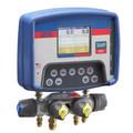 Refrigeration System Analyzer w/ TITAN 4-valve manifold