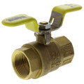 "3/4"" Threaded  Full Port Ball Valve w/ T-Handle"