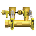 "1-1/4"" FIP x 1"" Hydro-Core Right Flange Manifold"