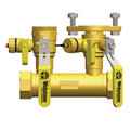 "1-1/4"" FIP x 1-1/4"" Hydro-Core Right Flange Manifold"