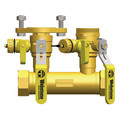 "1-1/4"" FIP x 1"" Hydro-Core Left Flange Manifold"