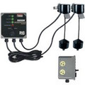 Duplex Control for Sump Applications, 115V, Vertical Style Floats