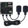 Duplex Control for Sump Applications, 115V, Wide Angle Floats