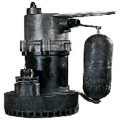 5.5-ASP 1/4 HP, 35 GPM - Submersible Sump Pump, 10ft power cord