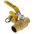 "1"" Sweat PRO-PAL Ball Valve w/ Drain"