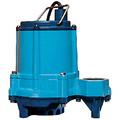 6E-CIM 1/3 HP, 50 GPM (216 LPM), 230V - 6E-CIM Manual Submersible Sump/Effluent Pump, 25' (7.6m) power cord
