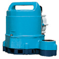 10E-CIM 1/2 HP, 80 GPM (300 LPM), 208-240V - 10E-CIM Manual Submersible Sump Effluent Pump, 15ft power cord (4.6m)