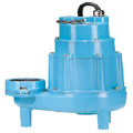 20E-CIM 2 HP, 135 GPM, 230V, 3phase - Manual Submersible High Head Effluent Pump, 20ft power cord