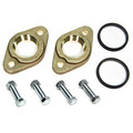 "1-1/4"" Bronze Flange Set"