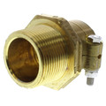 "WIPEX Fitting, 1-1/2"" PEX x 1-1/2"" NPT"
