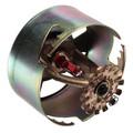 """GL5654 Concealed Pendent Style Sprinkler (1/2"""" Thread)"""
