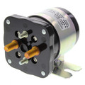 Solenoid, SPNO, 15 VDC Isolated Coil, Normally Open Continuous Contact Rating 200 Amps, Inrush 600 Amps
