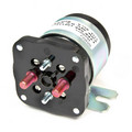 Solenoid, SPNO, 48 VDC Isolated Coil, Normally Open Continuous Contact Rating 200 Amps, Inrush 600 Amps