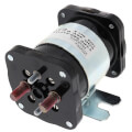 Solenoid, SPDT, 36 VDC Isolated Coil, Normally Open Continuous Contact Rating 200 Amps, Inrush 600 Amps