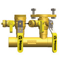 "1"" Sweat Run x 1"" Hydro-Core Right Flange Manifold"