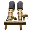 "1-1/4"" Sweat Complete Near Boiler Manifold & Piping Kit for Wall Hung Boilers"