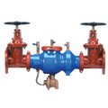 "6"" 375AOSY Reduced Pressure Principle Assembly w/ Flanged Ends & Gate Valve"