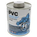 32 oz. Medium Body, Medium Set PVC Cement (Clear)
