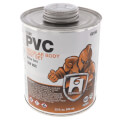 32 oz. Regular Body, Fast Set PVC Cement (Clear)