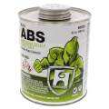 1 qt. Medium Body, Fast Set ABS Cement (Black)