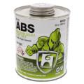 1 qt. Medium Body, Fast Set ABS Cement (Black)