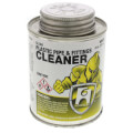 1/2 pt. Plastic Pipe and Fittings Cleaner (Clear)