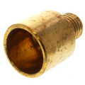 "5/8"" PEX Press x 3/4"" Copper Pipe Adapter"