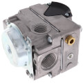 "1/2"" X 1/2"" 24v Step Opening Pilot Gas Valve w/ Convertible Regulator (150,000 BTU)"