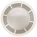"Model 750 Ventilation Fan w/ Light & Night Light, 4"" Round Duct (100 CFM)"