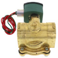 "1-1/4"" Normally Closed 2-Way Solenoid Valve (120/60AC)"