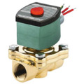 "1-1/2"" Normally Closed Solenoid Valve, 22.5 CV (120v)"