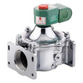 "1/2"" 2-Way Normally Open Low Pressure Gas Solenoid Valve (0-125 PSI)"