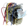 Fan Center, 120/208/240 Primary, 24 VAC Secondary, DPDT Relay