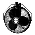 "9020 20"" 3-Speed Non-Oscillating Wall Mount Fan (3670 CFM)"