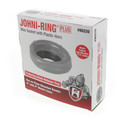 "Johni-Ring Wax Toilet Gasket - Standard Size with Plastic Horn (for 3"" or 4"" Waste Lines)"