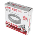 "Johni-Ring Wax Toilet Gasket - Jumbo Size (for 3"" or 4"" Waste Lines)"
