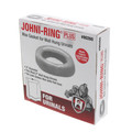 "Johni-Ring Wax Toilet Gasket - For Urinals (for 2"" Waste Lines)"