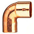"3/4"" OD FTG x Copper 90 Degree Street Elbow For Air Conditioning"