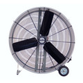 "9236D 36"" Industrial Grade Direct Drive Drum Fan"