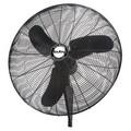 "99538 30"" 3 Speed Quiet, Oscillating Wall Mount Fan (7450 CFM)"