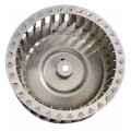 "Galvanized Steel Blower Wheel (3-41/50"" Diameter x 1-13/20"" Width, 5/16"" Bore)"