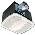 "AKF80LS Deluxe Quiet Energy Star Fan/Light 4"" (80 CFM)"