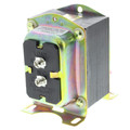 Foot mounted 120/208/240 Vac Transformer w/ 9 in. Lead Wires (75VA)
